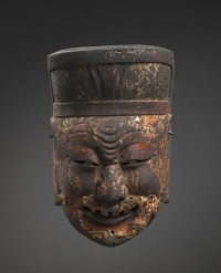 Nuo Mask of a Wise Leader